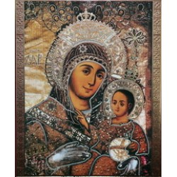 Вифлиемская Пресвятая Богородица  15х18