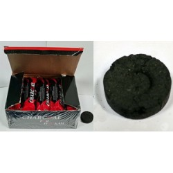 Уголь Греческий  диаметр 33  10уп по 10табл /100шт С